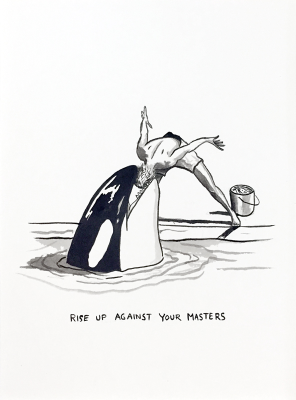 Rise Up Against Your Masters
