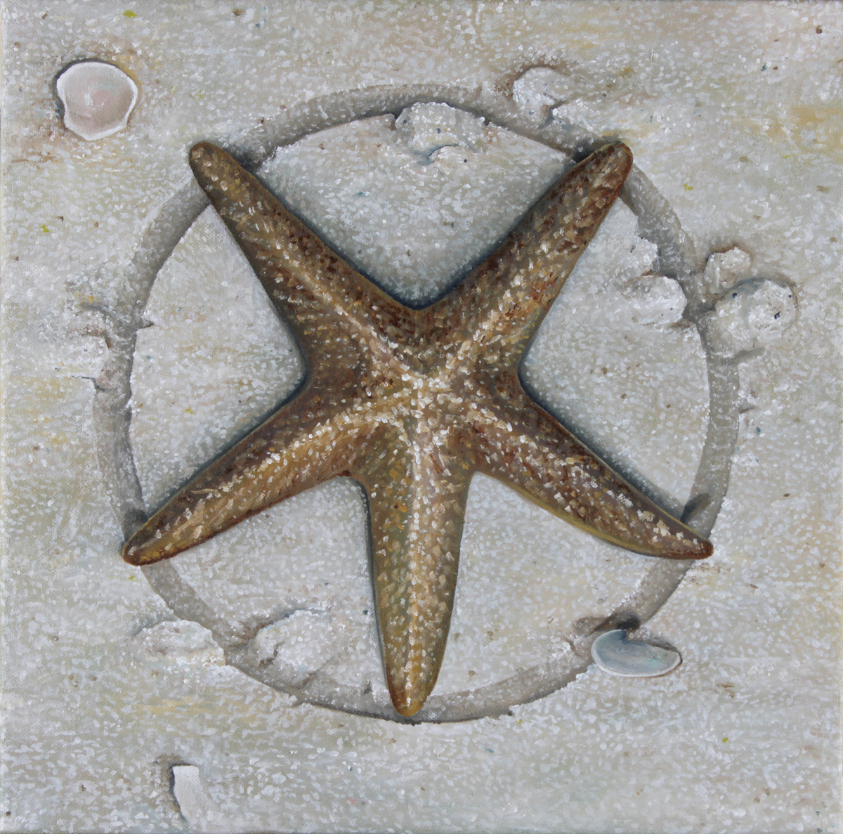 Sea Star Pentagram