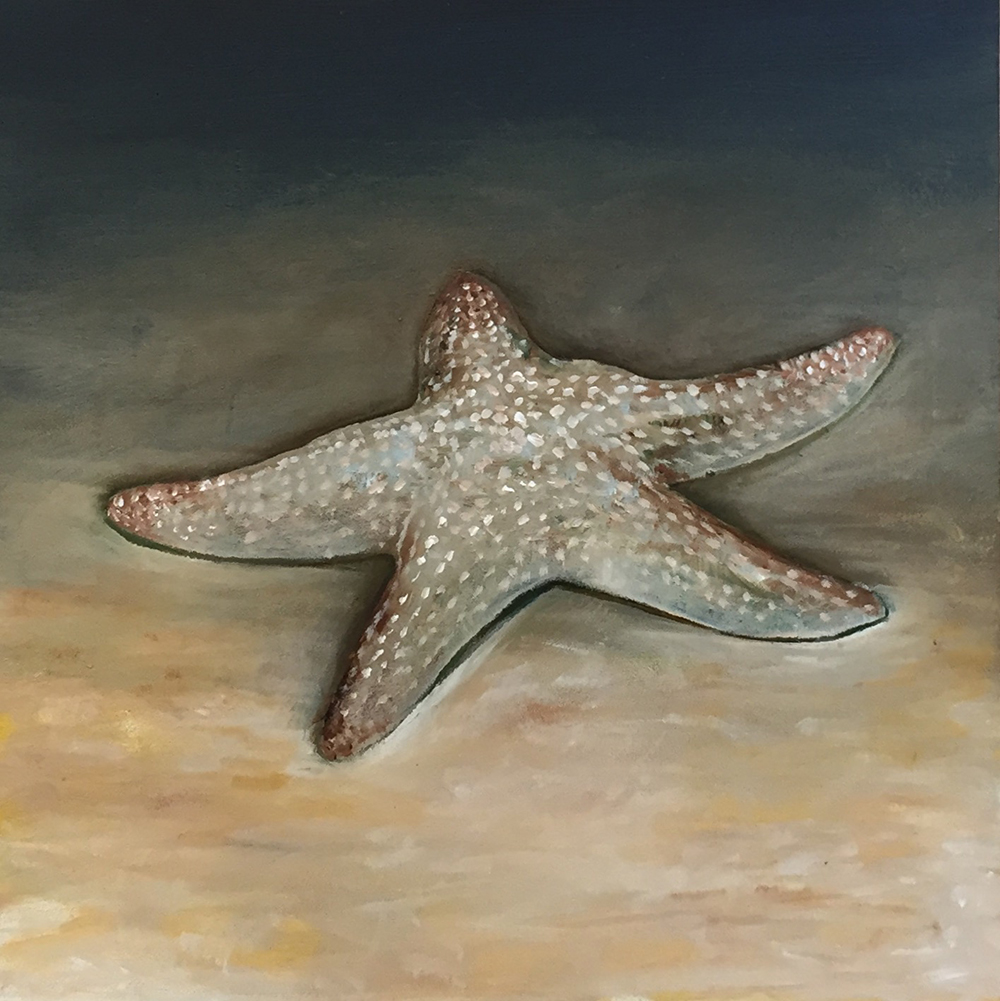 I Think I Might Start Just Painting Starfish