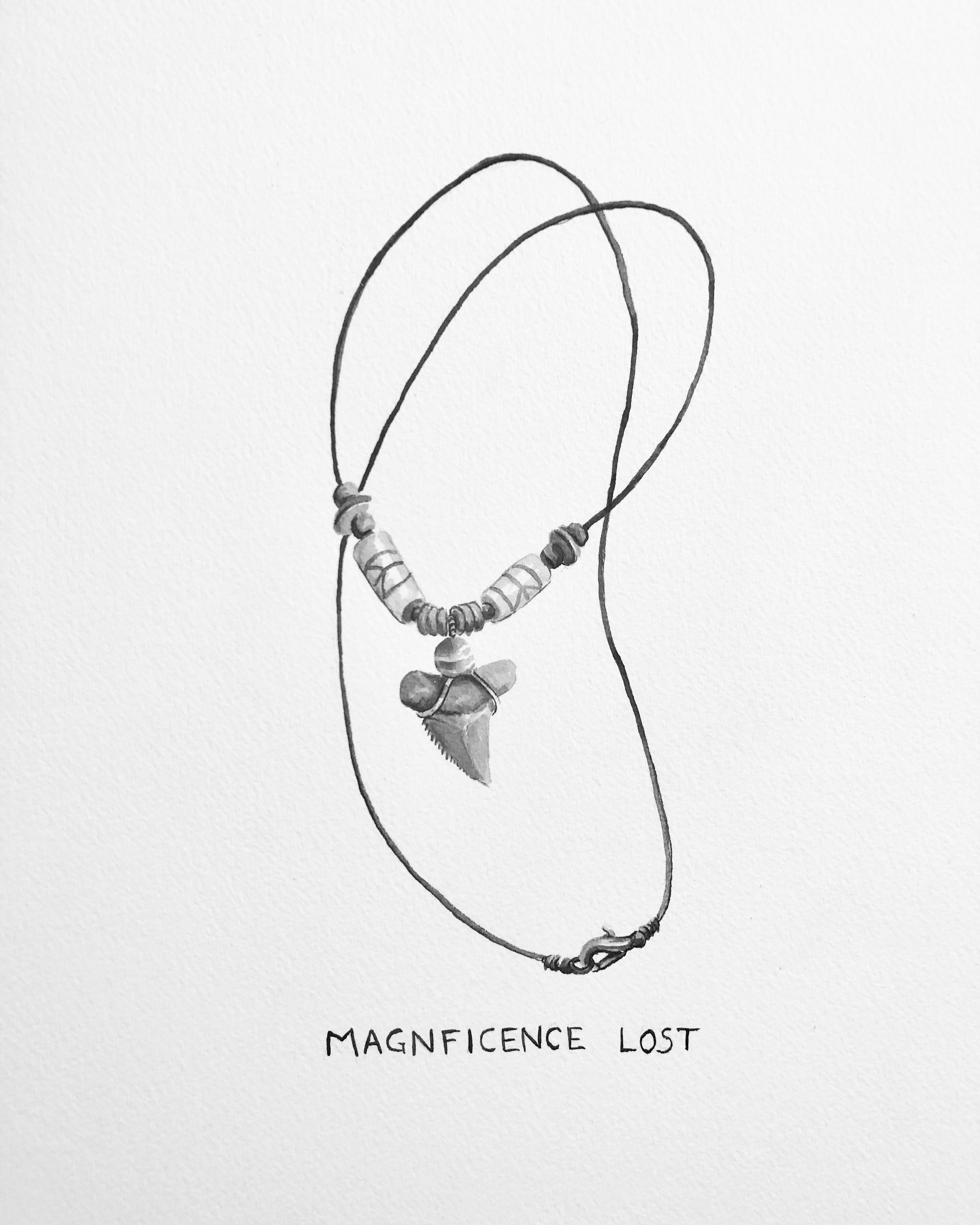Magnificence Lost