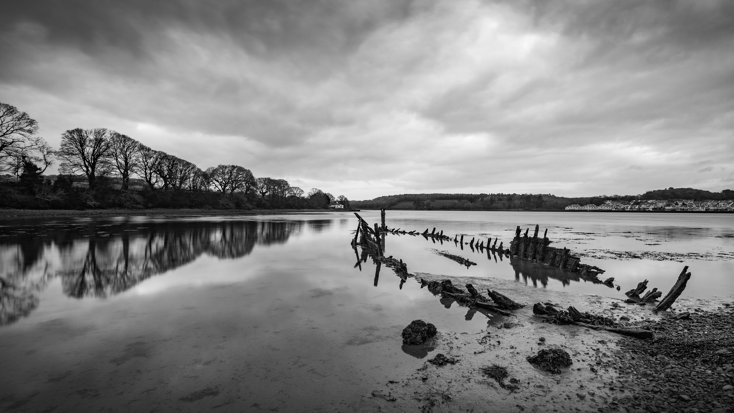 Wreck of the Seven Sisters, Menai Straights