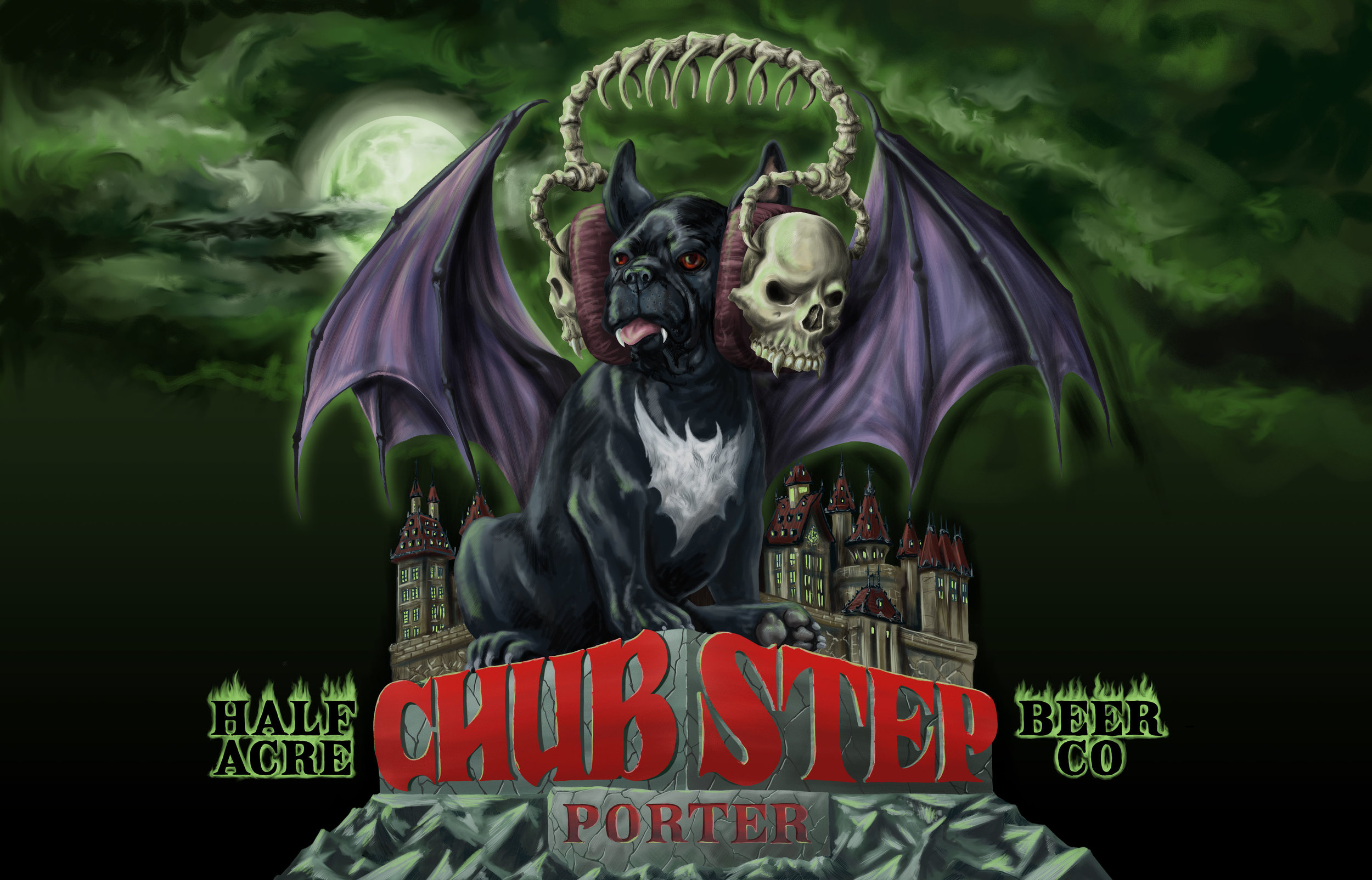 Chub Step 2014