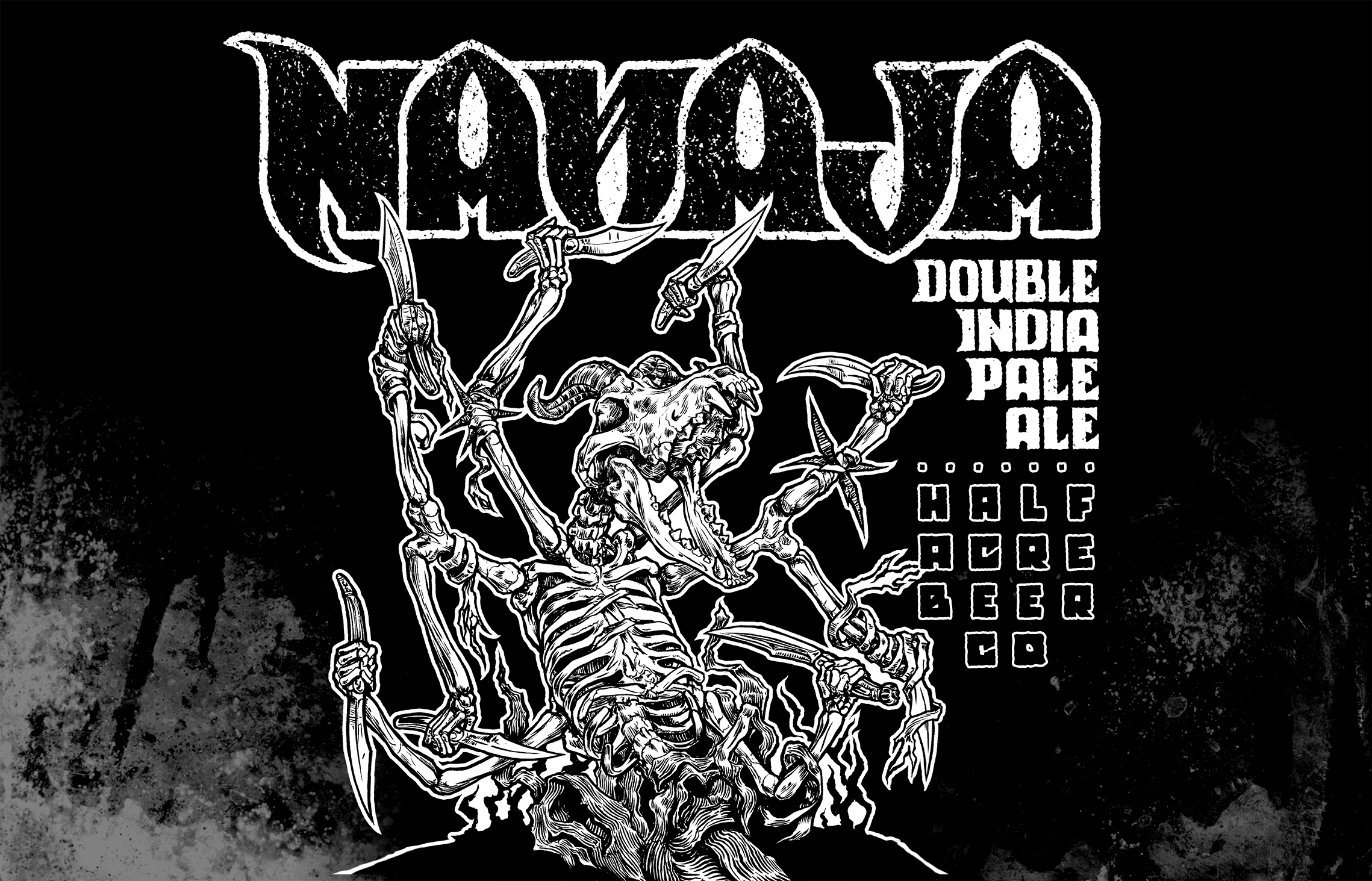 Navaja 2013 Bomber Label