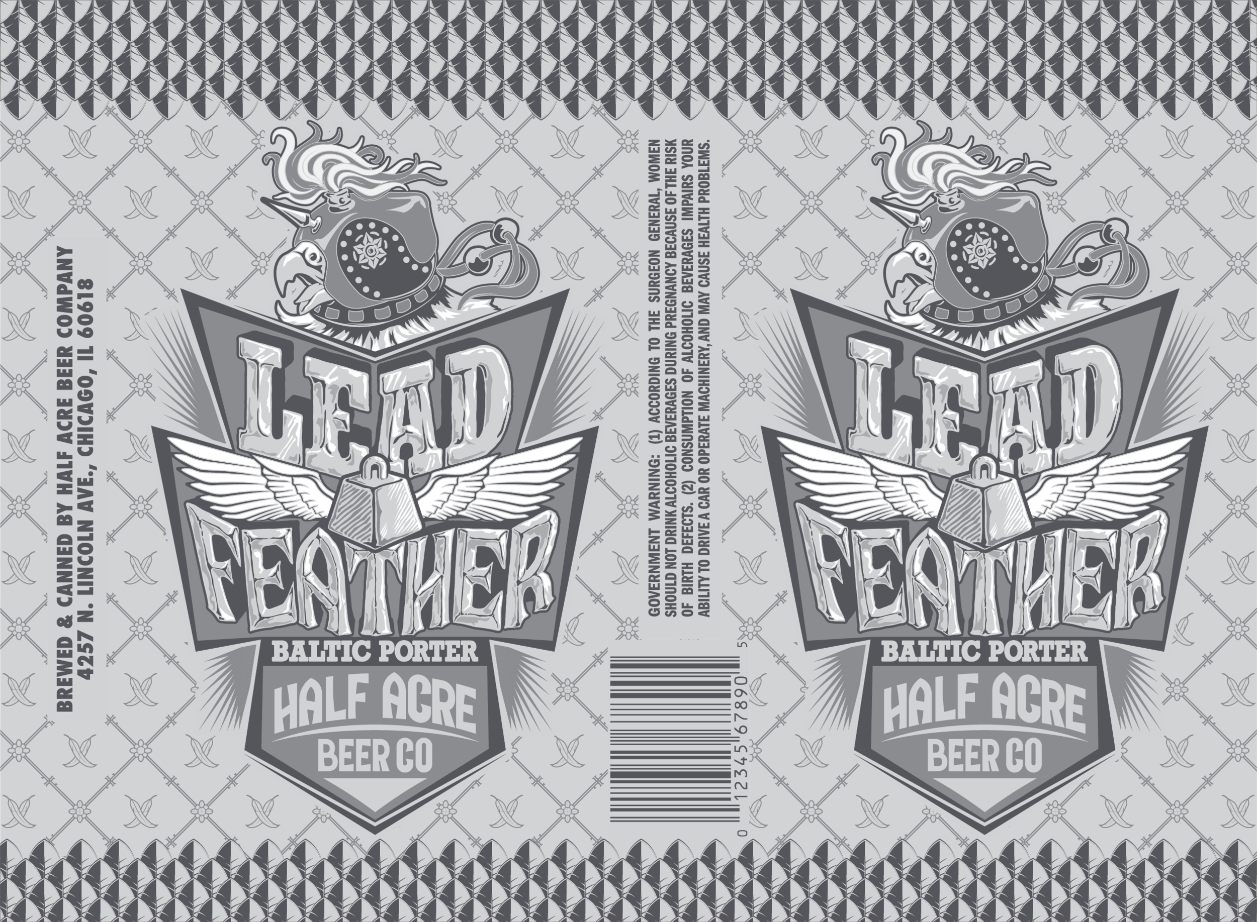 Lead Feather Concept