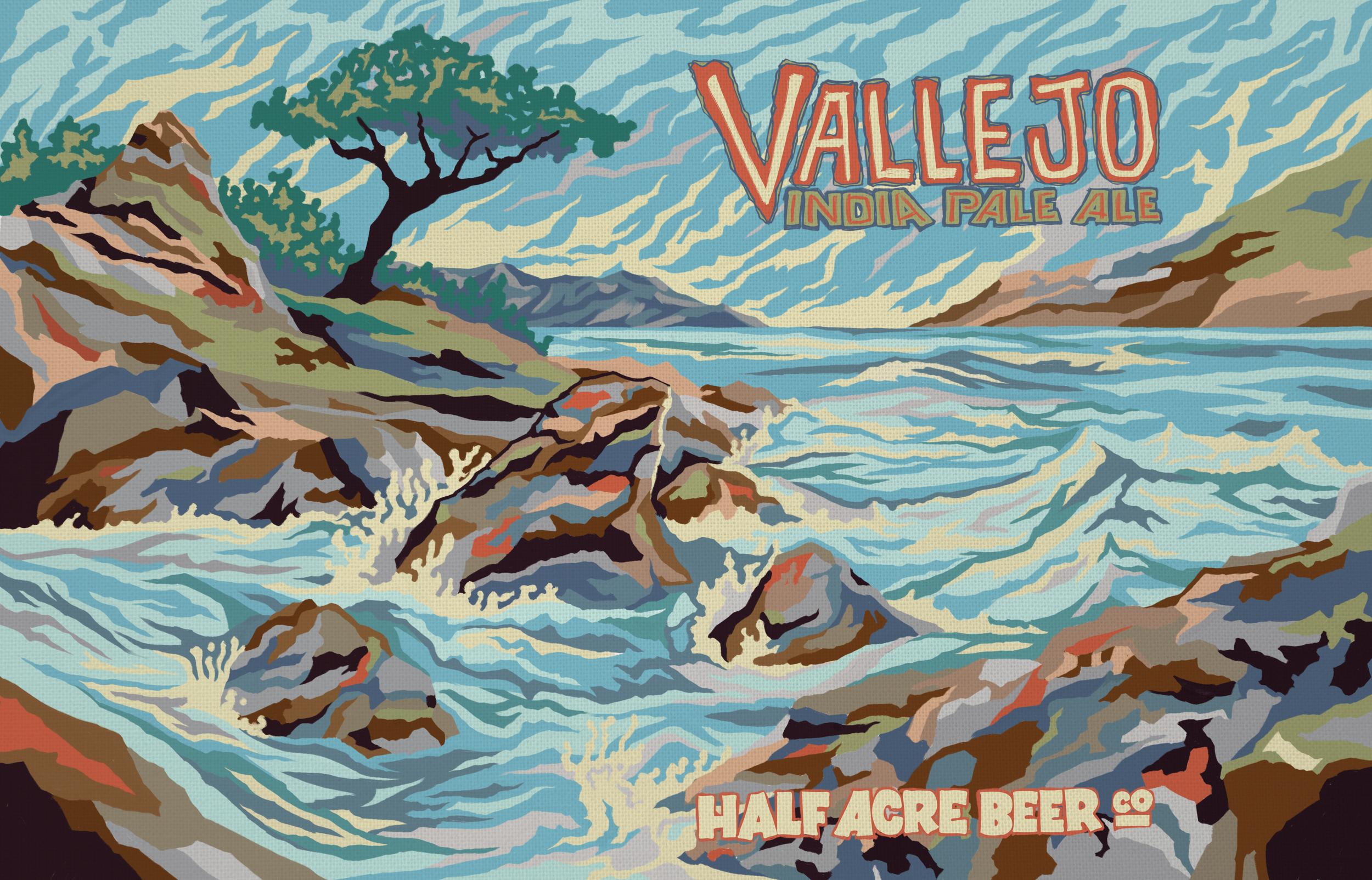 Vallejo 2014 Bomber Label