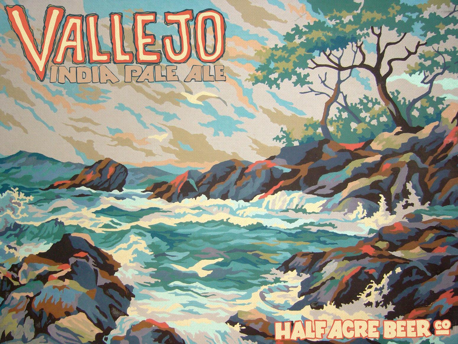 Vallejo 2012 Bomber Label