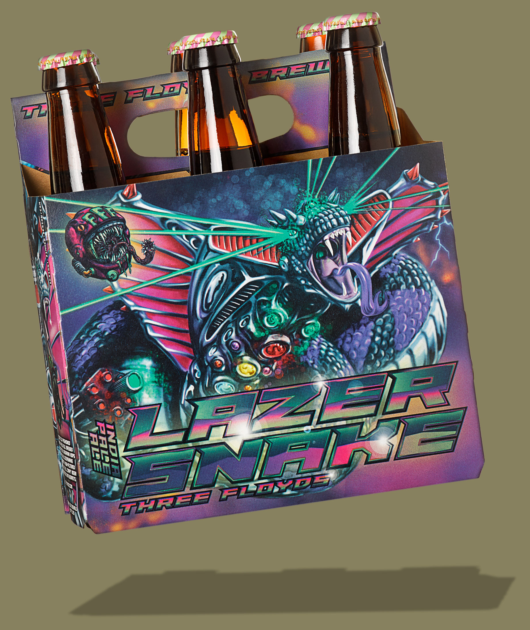 Lazer Snake 12 Pack