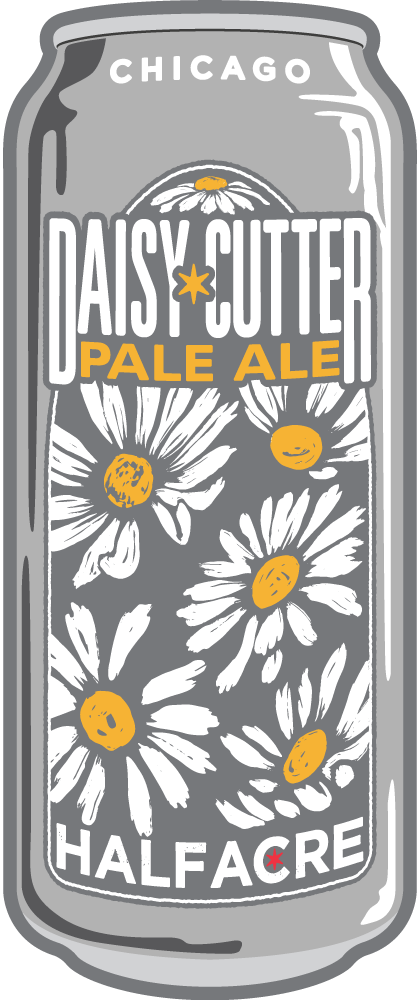 Daisy Cutter Can Pin