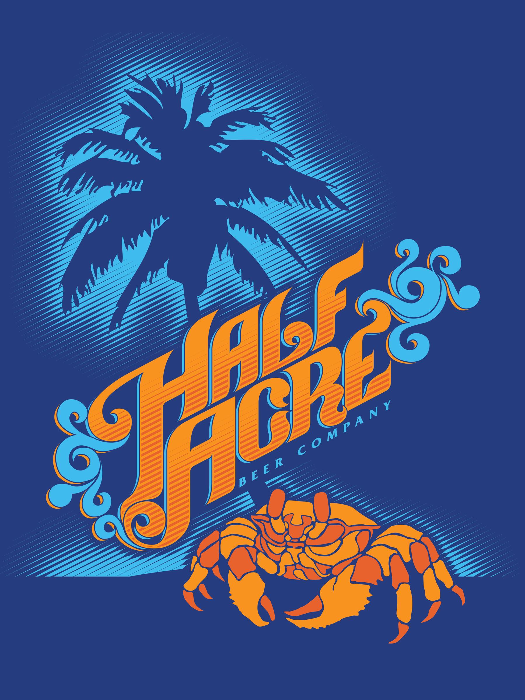 Tropical Crab Shirt