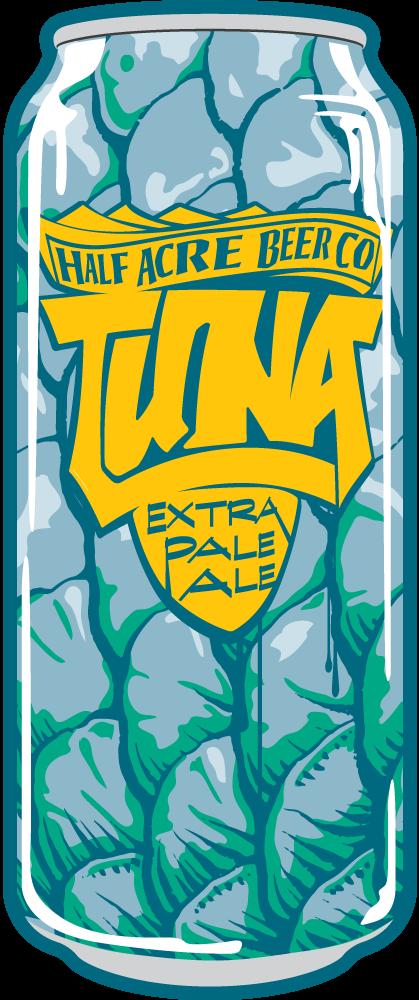 Tuna Can Pin
