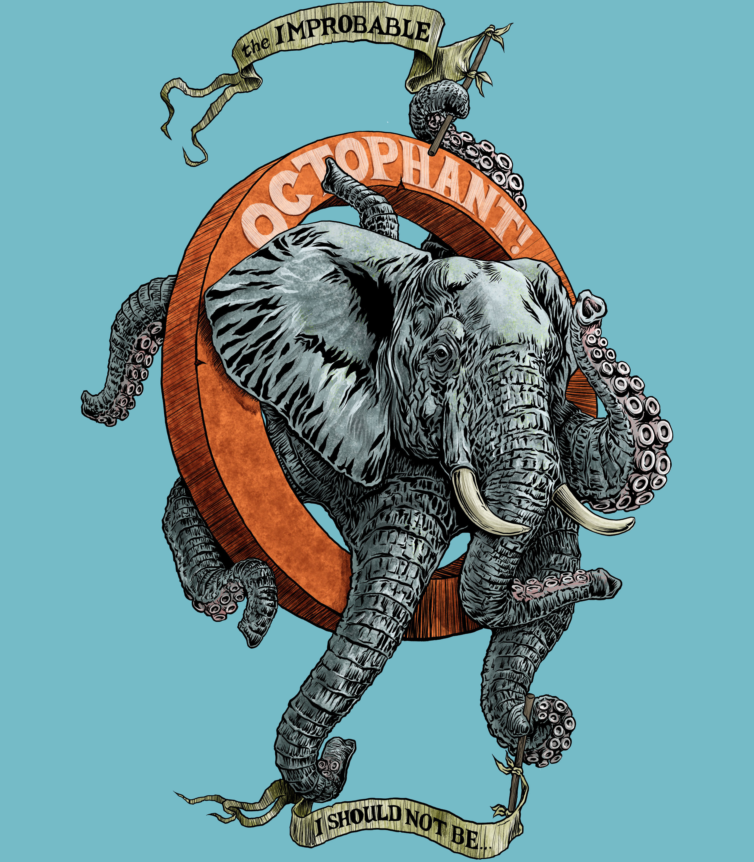 The Impossible Octophant