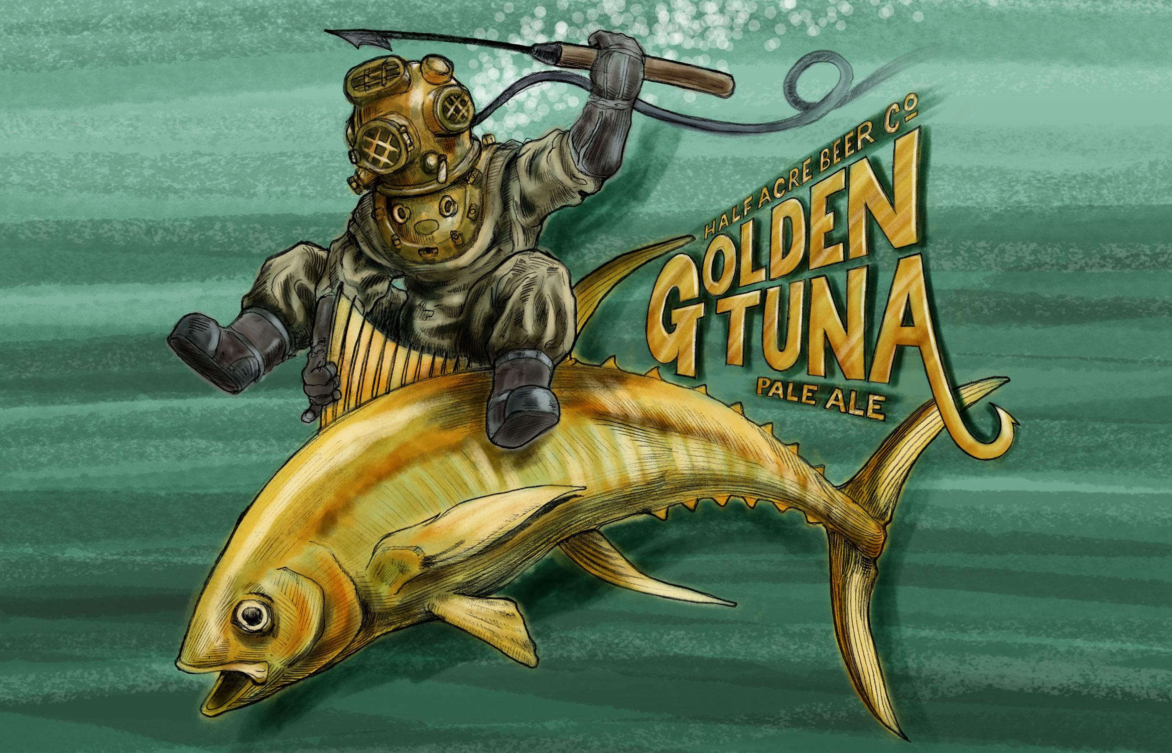 Golden Tuna