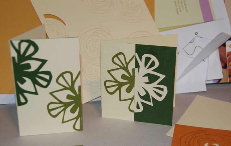 alternatives using waste cut outs!