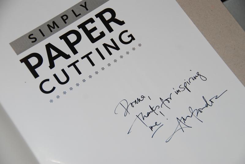 signed copy -