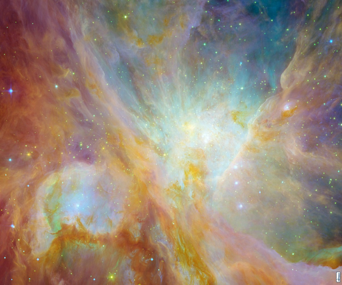 Spitzer and Hubble