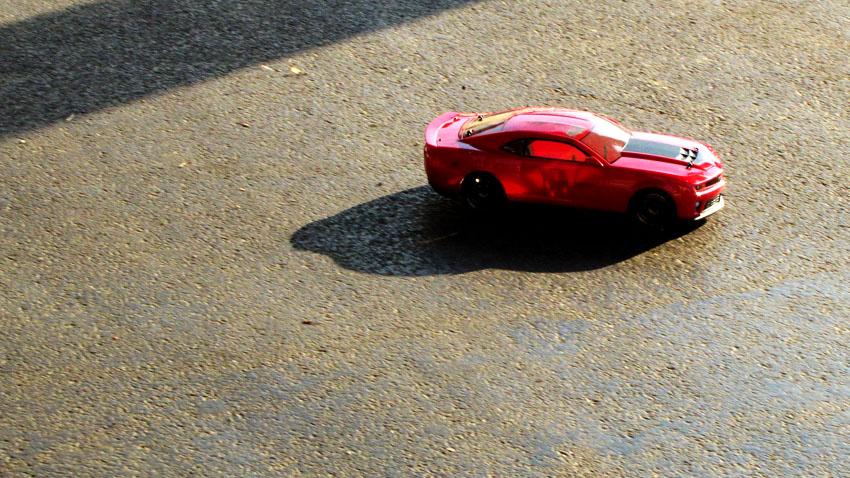 Vaterra's 1:10 2010 Camaro