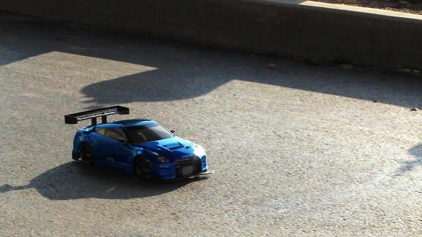 Vaterra's 1/10 Nissan GT-R GT3