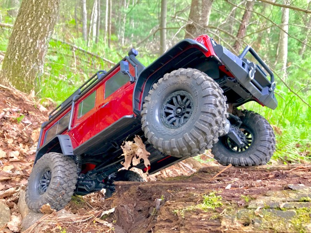 TRX-4 Impressions From a Crawling Enthusiast — Roger's Hobby