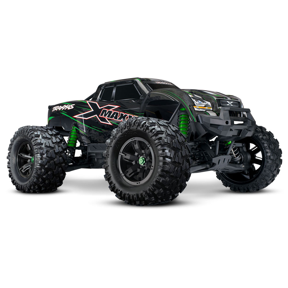 Traxxas X-Maxx - Position Last Year: 6th 2017 saw the release of the 8S version of the X-Maxx, which increased its price tag up to $900, which didn't slow the X-Maxx down at all. It hits sixth place for the second year in a row, cementing it as a staple product in our store. Where the X-Maxx goes from here remains to be seen, but one thing's for sure: it will get there with authority and speed.