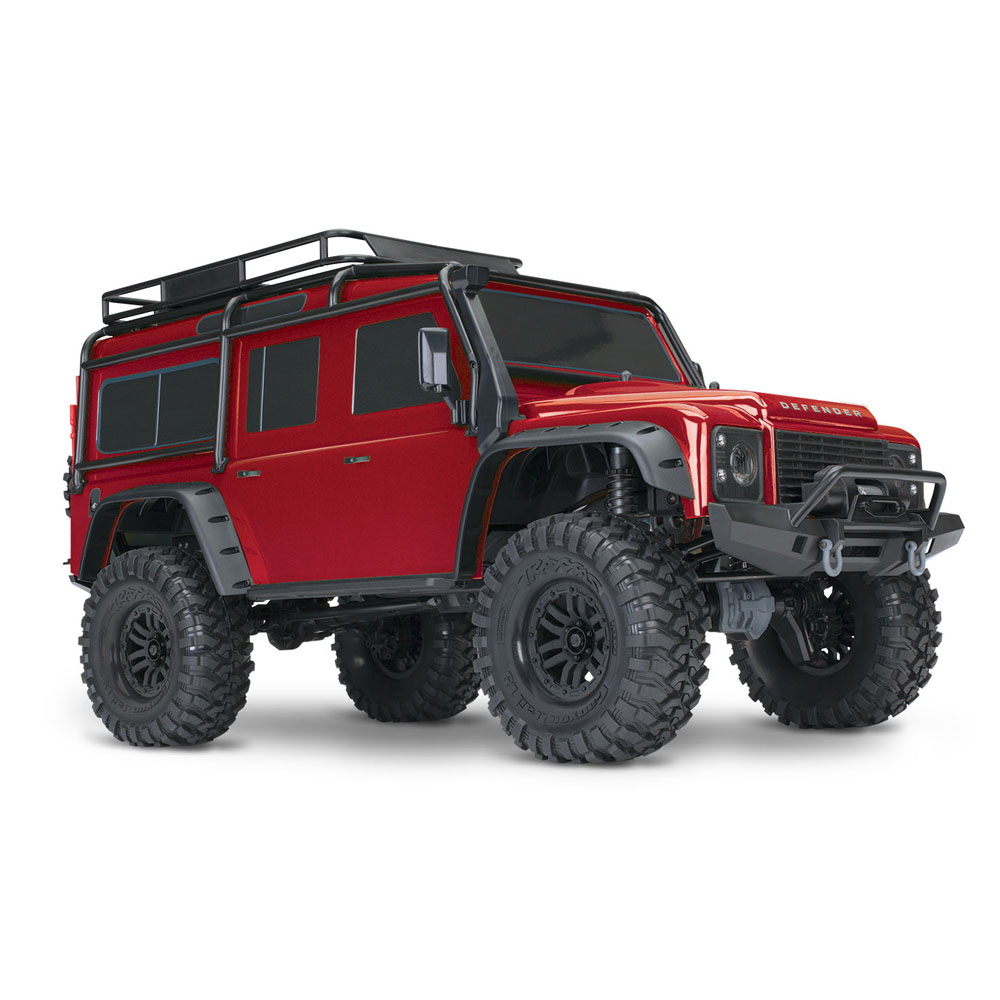 TRX-4 Defender  - When the X-Maxx debuted last year, it reached 6th on our Top Ten. When the Slash came out, it also earned a spot. Since the TRX-4 Defender was a big step for Traxxas, it's disappointing it didn't place at all — in fact it sits in lowly 23rd. That position is a telling glimpse into just how far we have to go in the crawler market.