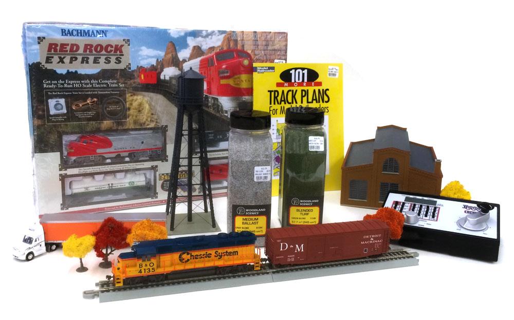 Model Trains — Roger's Hobby Center