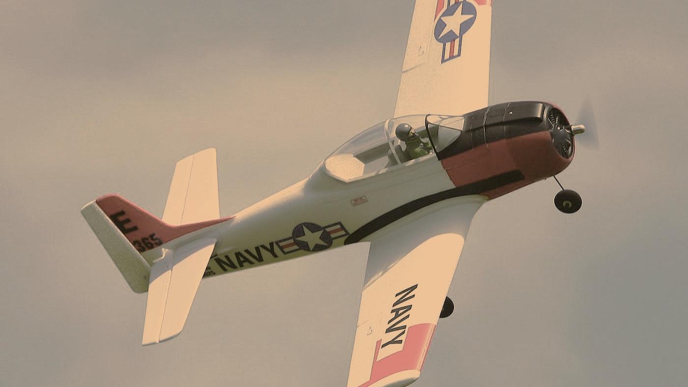 Gladwin R/C Airshow -