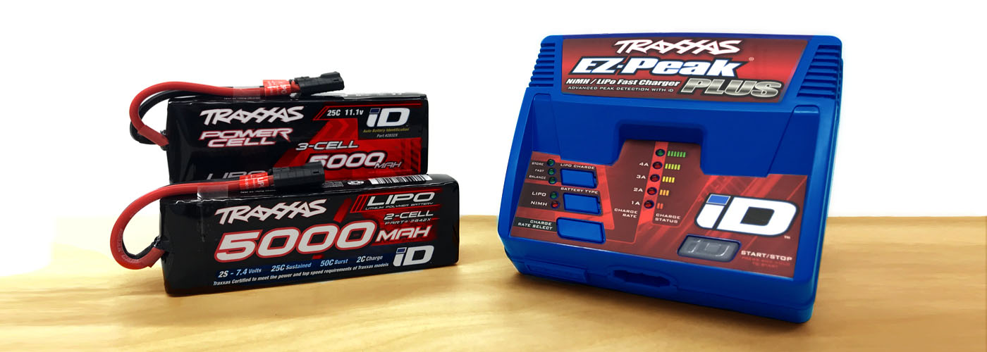 A Guide to Traxxas' Batteries and Chargers — Roger's Hobby ... on