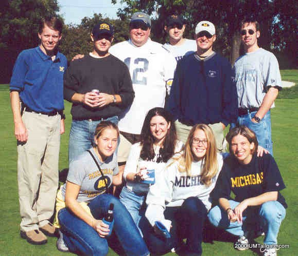 Michigan vs. Wisconsin: September 30, 2000  Michigan wins 13-10 for their 800th all-time win.