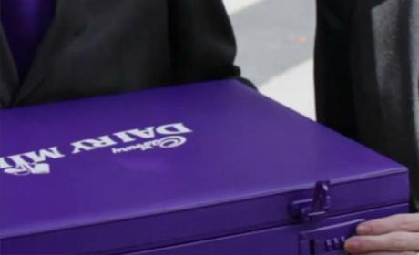 CADBURY  Purple Sidewalk -   watch