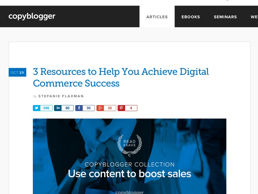 great marketing blogs