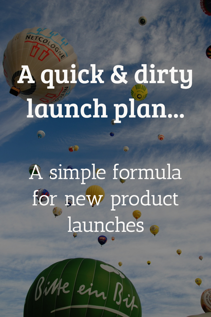 quick-and-dirty-launch-plan