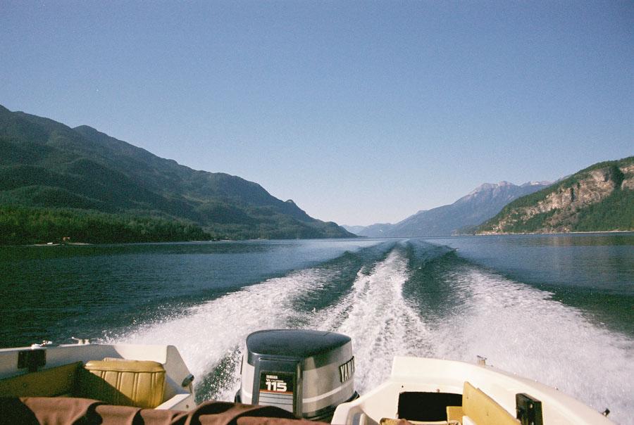 British Columbia by Alexander Pincus