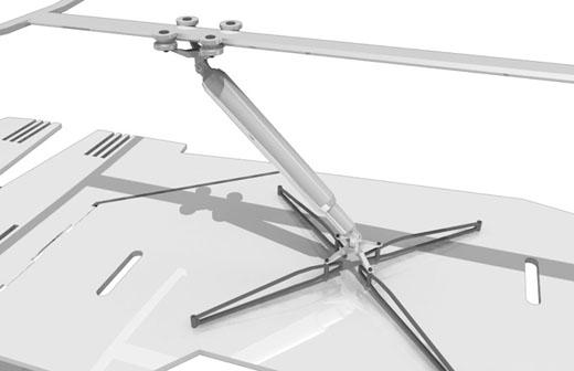 R econfigurable Panel Detail