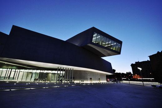 Maxxi Museum 1