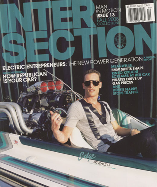 Intersection Magazine Cover