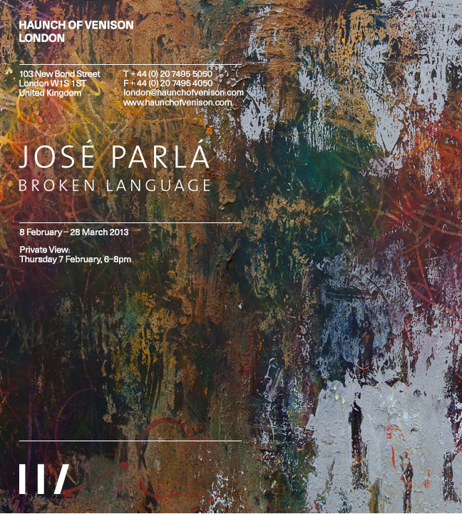 Jose Parla Broken Language