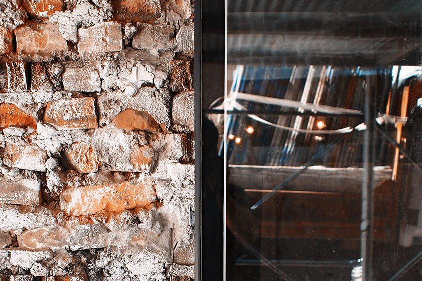 Window Detail at Original Music Workshop