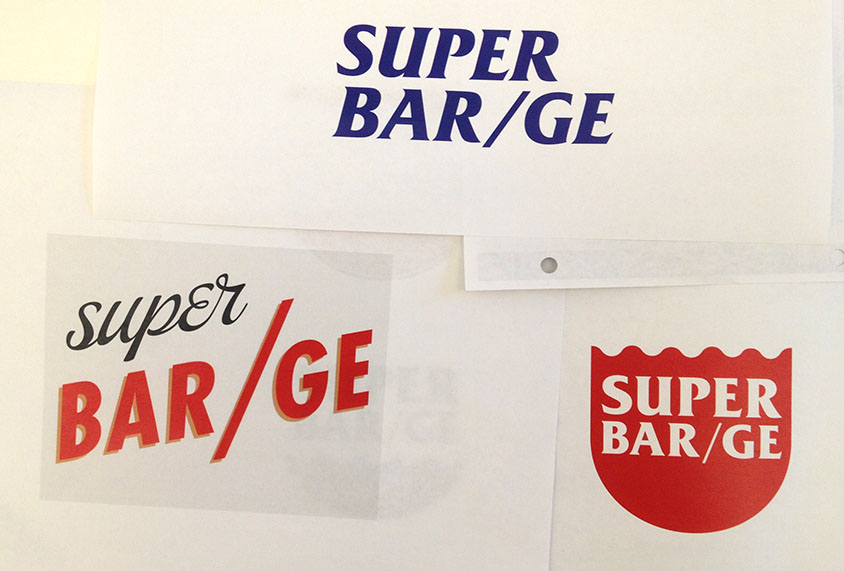 Super Bar/ge Logo Options by Mogollon