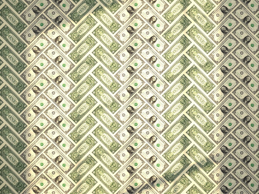 Cash Wallpaper Detail