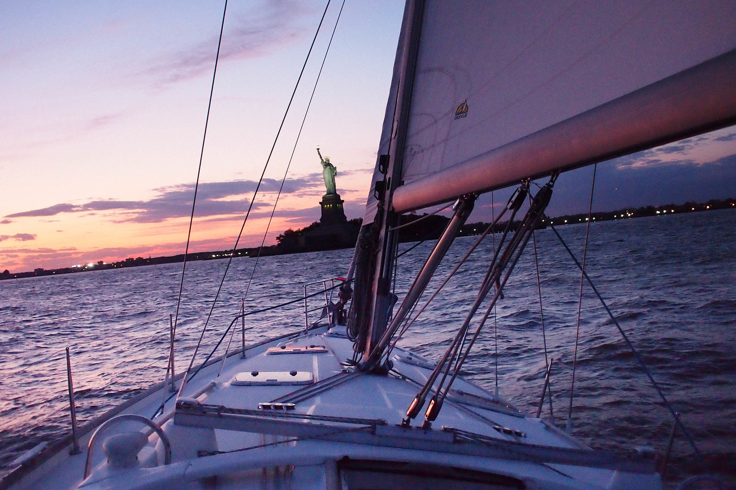 Atlantic Yachting on Coolhunting