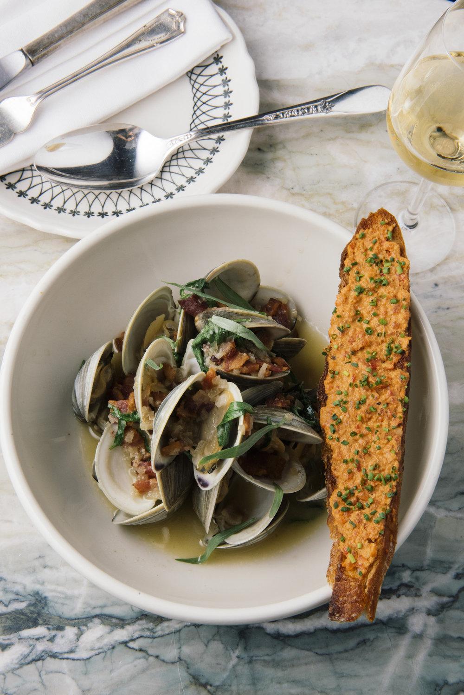 NOLA - Seaworthy - Food