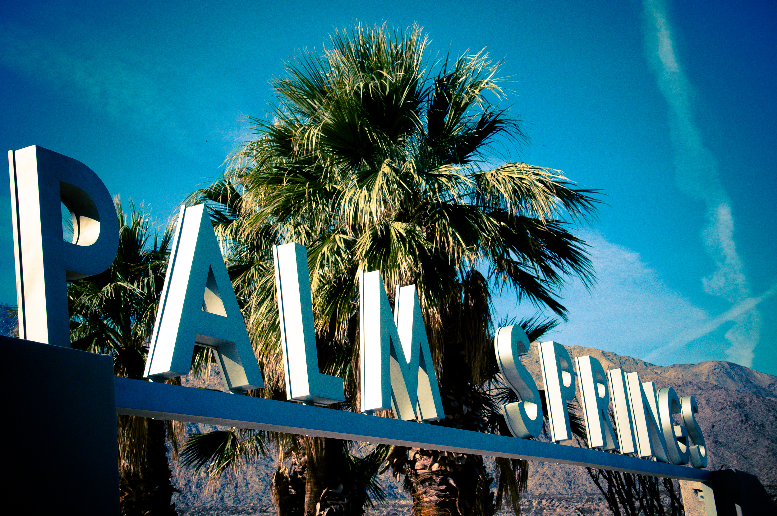 Excellent Travel Photography Palm Springs California