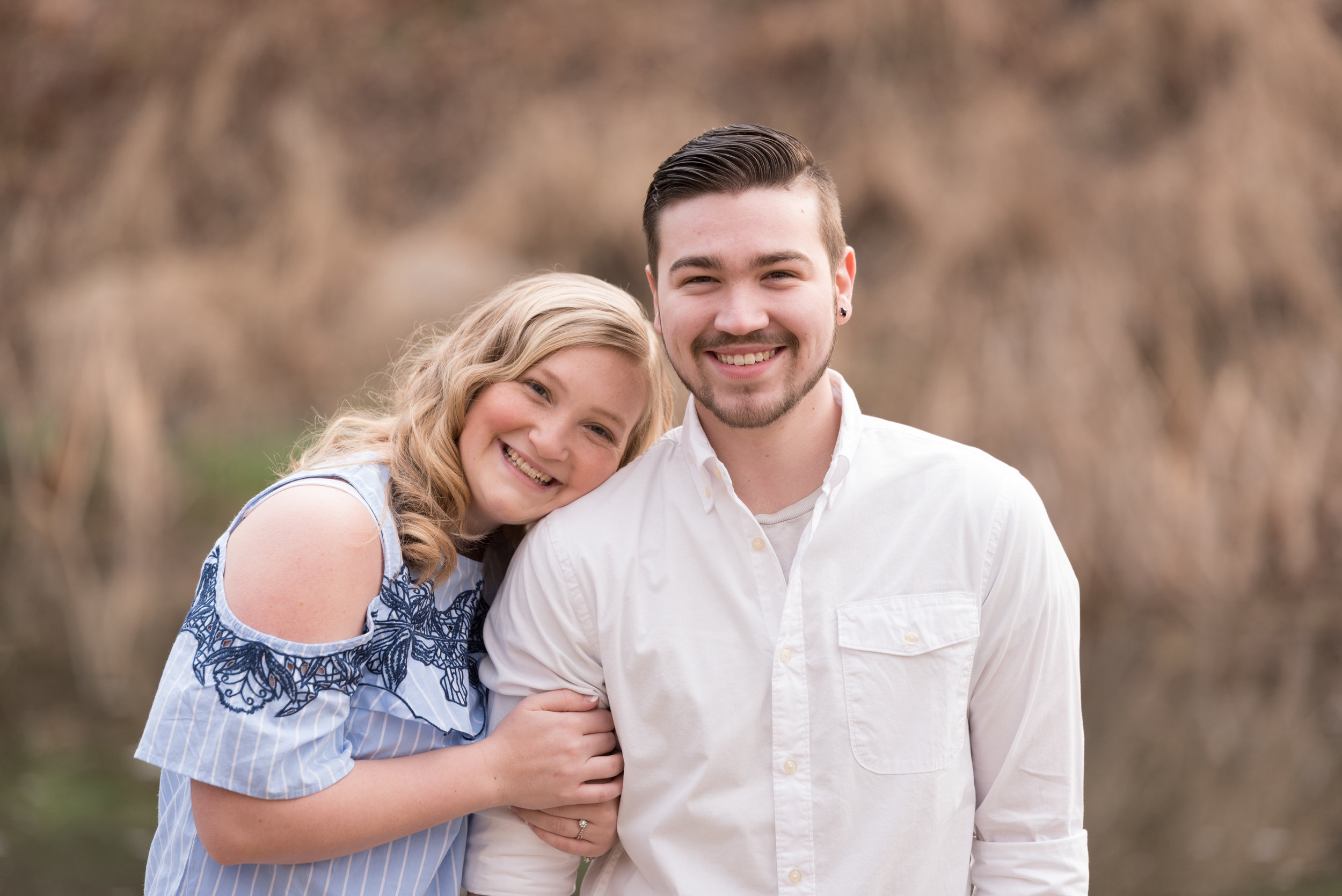 Popular Engagement Photography Locations In Dayton Ohio