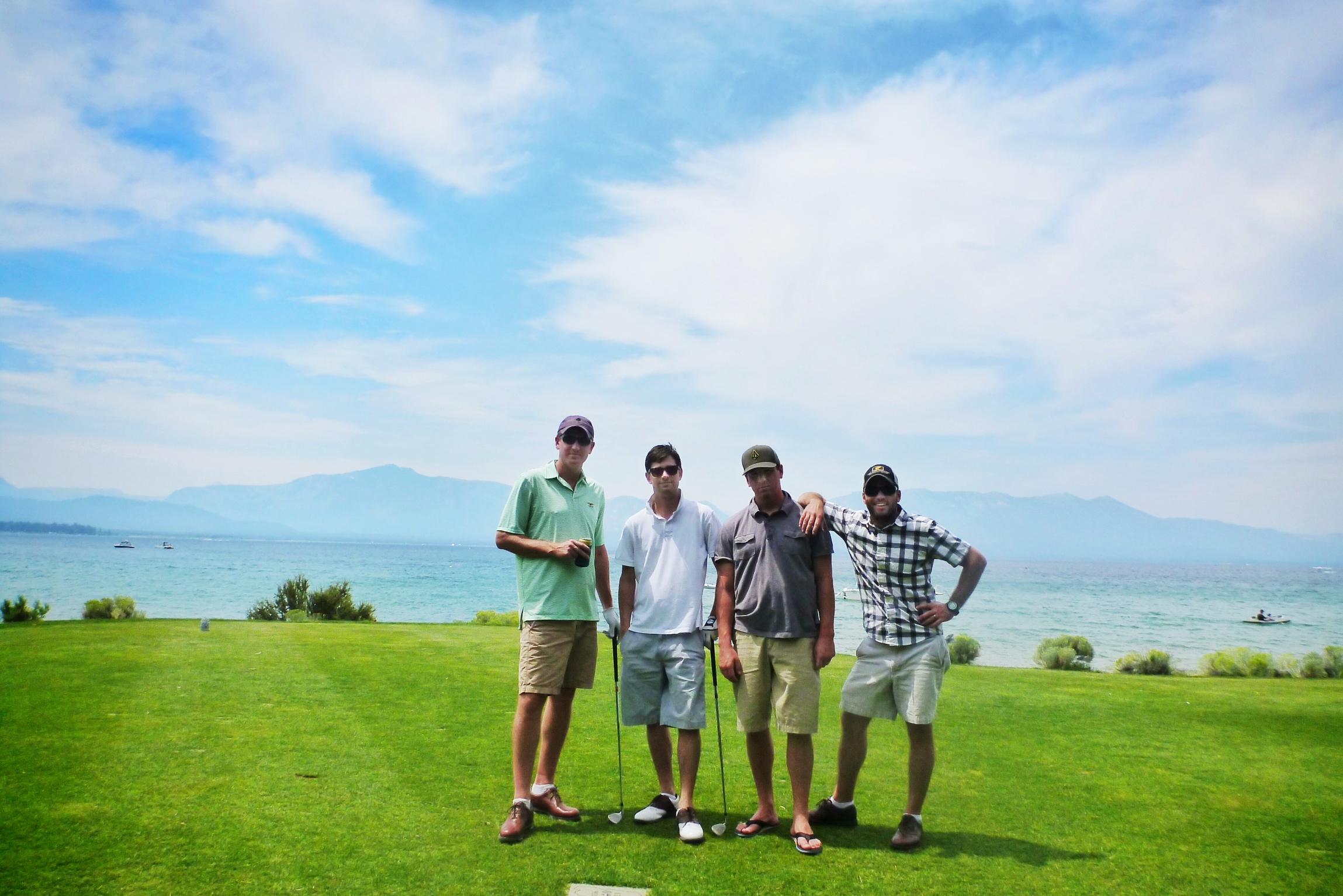 South Lake Tahoe, Edgewood Golf
