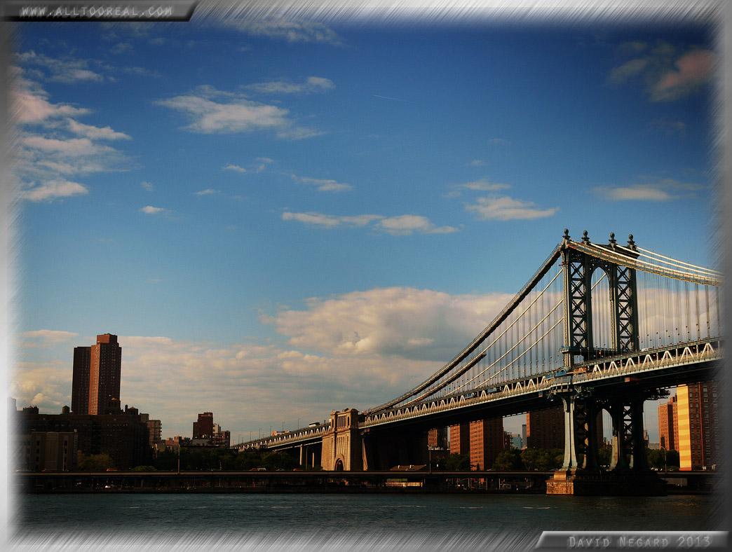 布魯克林看望曼哈頓2013年 / Brooklyn looking towards Manhattan 2013