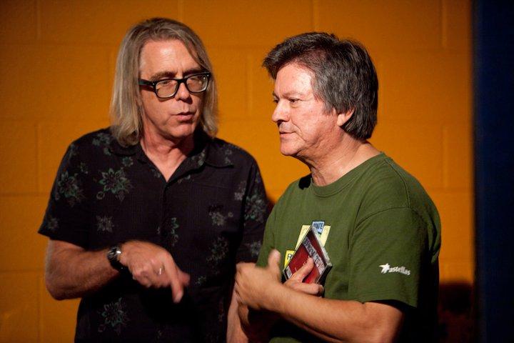Bob Vennum and Chris LeRoy