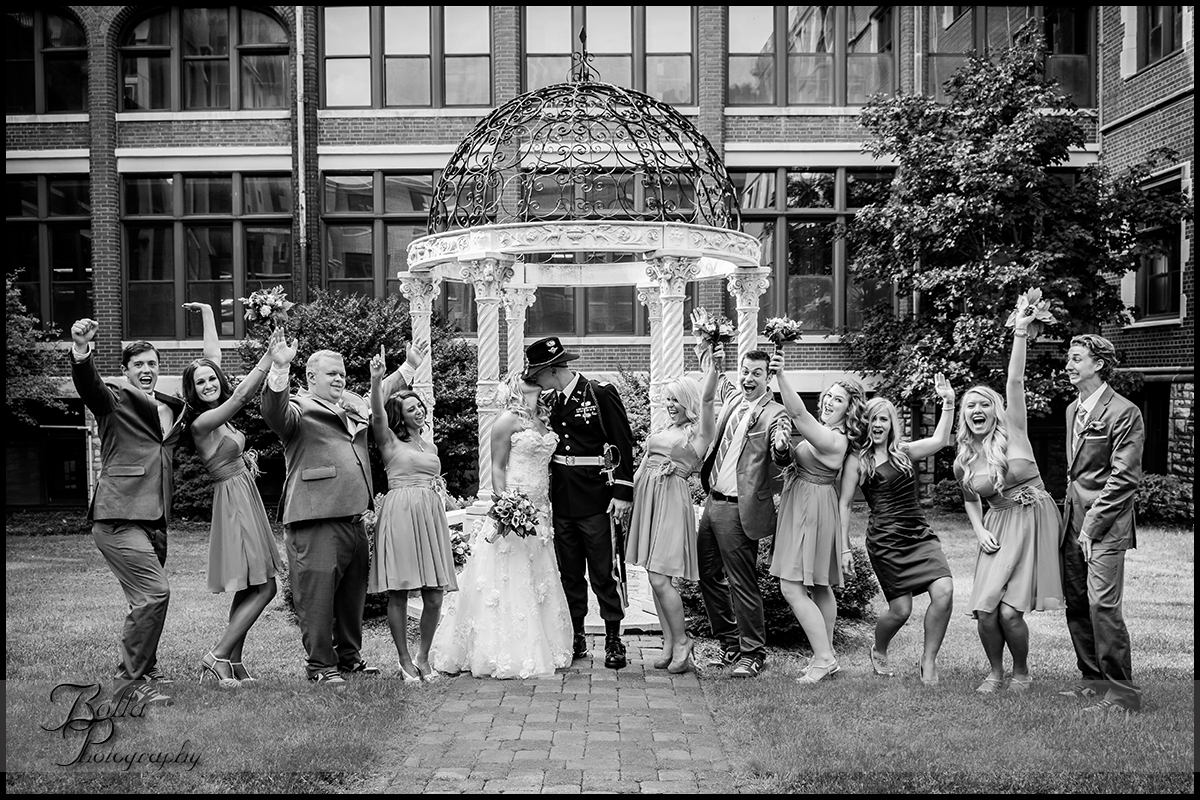 013-provincial_house_chapel-church-saint_louis-mo-wedding-bride-groom-ceremony-military-uniform-bridesmaids-groomsmen-kiss-gazebo-courtyard-cheer.jpg
