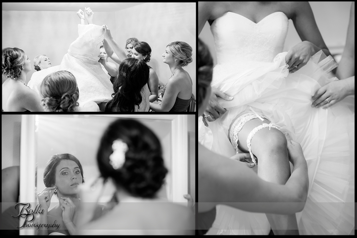 006_Bolla_Photography-wedding-preparations-bride-dress-bridesmaids-garter-jewelry-earring-mirror-Mascoutah-Hibbs.jpg