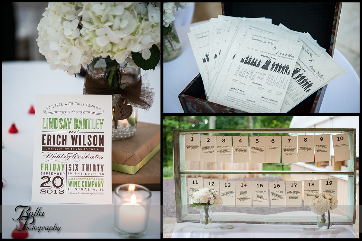 009_Bolla_Photography-outdoor-wedding-fall-details-invitation-program-seating-rustic-green-brown-flowers-winery-Roundhouse-Wine-Centralia-IL-Wilson.jpg