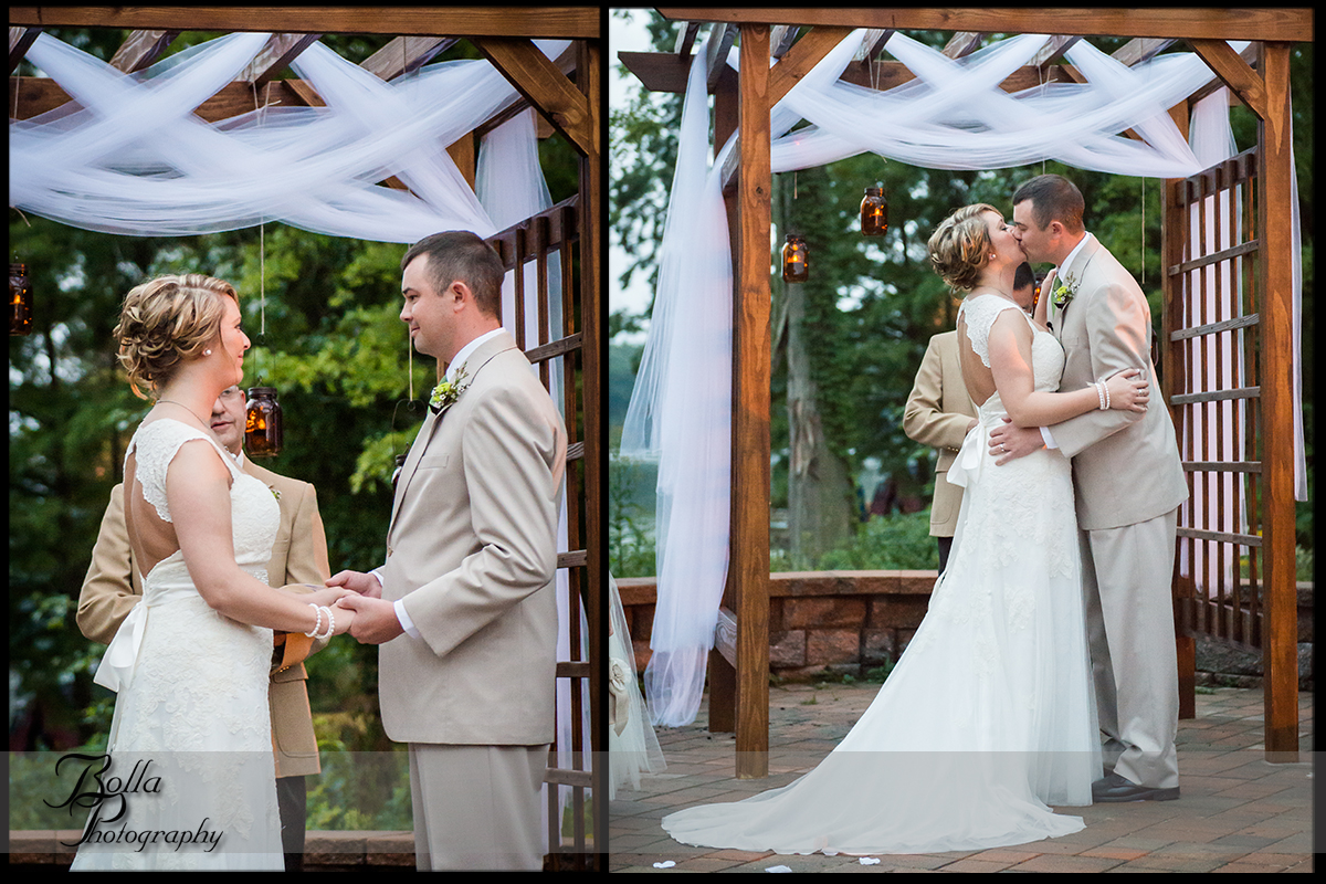 012_Bolla_Photography-outdoor-wedding-fall-ceremony-procession-bride-groom-vows-kiss-lanterns-arbor-pergola-sunset-winery-Roundhouse-Wine-Centralia-IL-Wilson.jpg